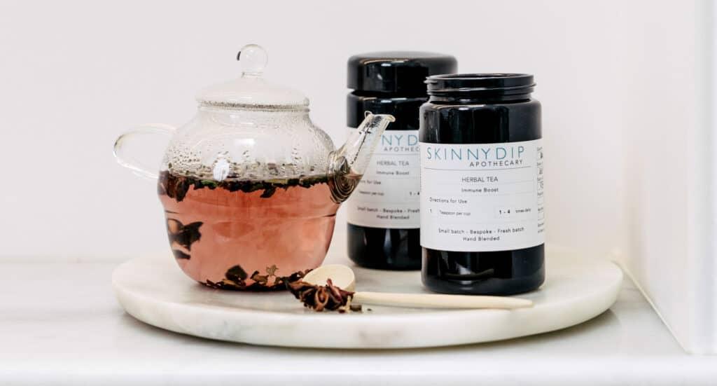 herbal tea apothecary Leichhardt